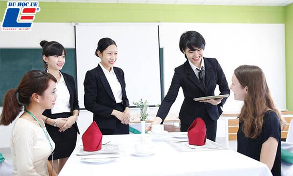 Du Học Ngành Quản trị Nhà hàng - Khách sạn tại Mỹ 2