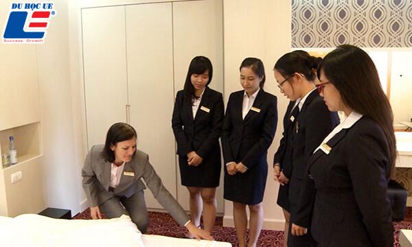 Học Quản trị Nhà hàng Khách sạn tại Mỹ hình 3