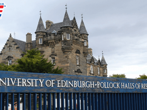trường University of Edinburgh