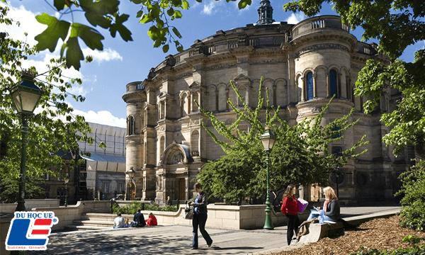 trường Đại học Edinburgh