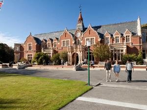Trường Đại học Lincoln - New Zealand hình 1