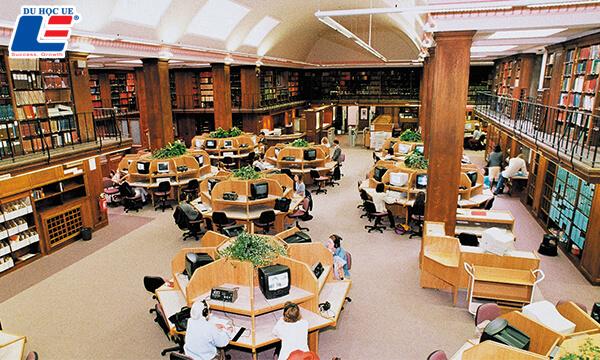 Thư viện Trường Đại học Newcastle