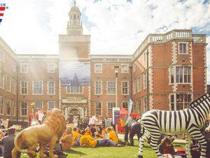 Trường Đại học Newcastle, Anh Quốc