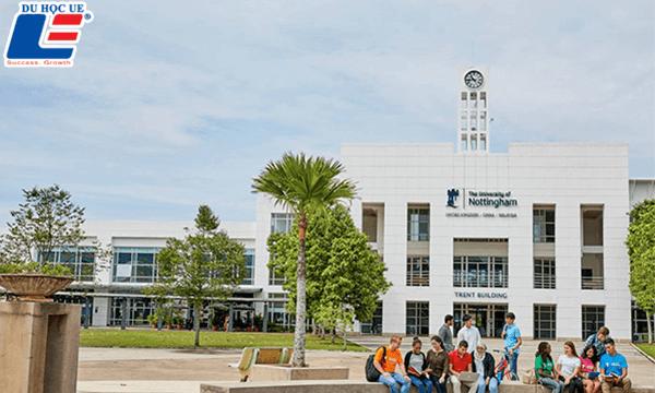 Trường Đại học Nottingham Trent - Anh Quốc