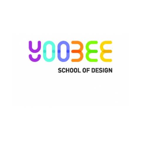 yoobee school of design logo