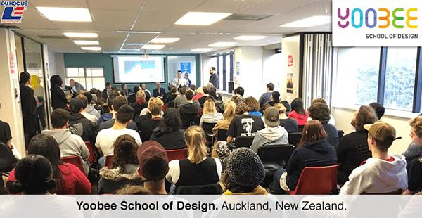 Trường đào tạo thiết kế Yoobee - New Zealand
