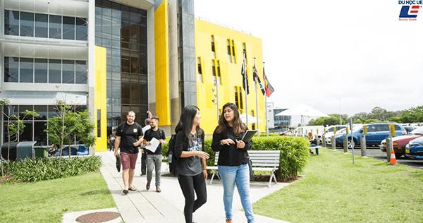 Southern Cross University Úc