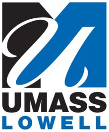 Umass Lowell university logo