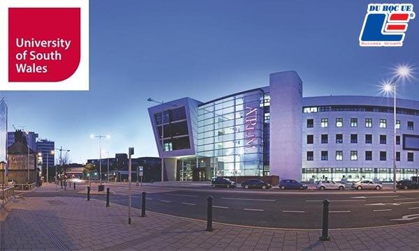 Học bổng Đại học South Wales