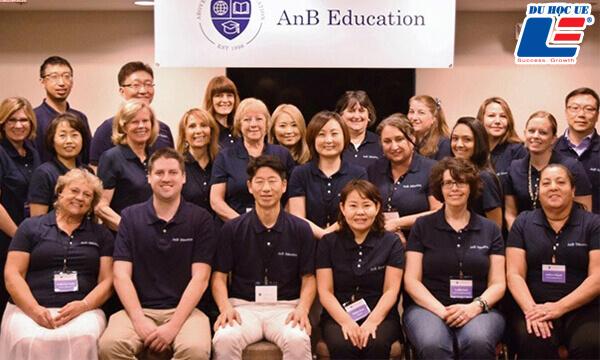 học bổng của AnB Education