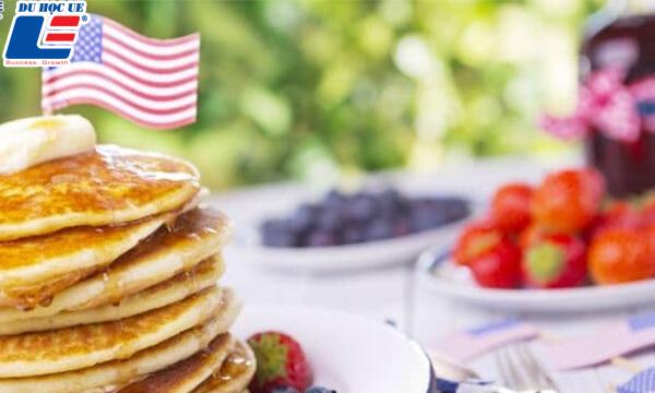 Người Mỹ thường ăn những gì