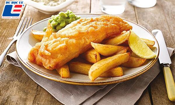 Văn hóa ẩm thực Anh