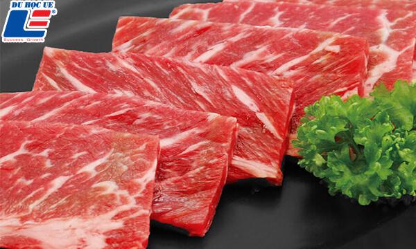 ẩm thực úc thịt bò úc