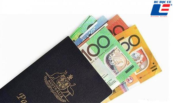 Chứng minh tài chính du học Úc hình 1