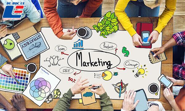 Du học Anh ngành Marketing