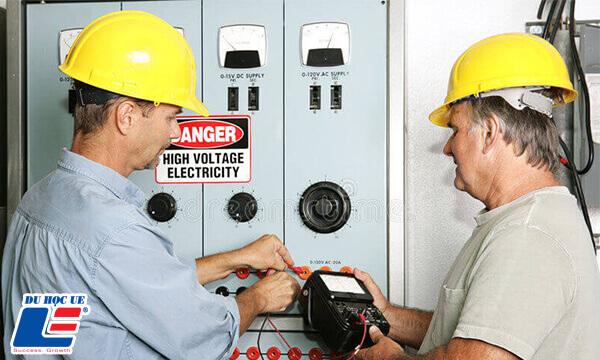 Du học New Zealand ngành Kỹ sư điện