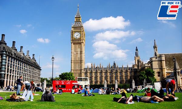Du học ngành Y tại Vương quốc Anh