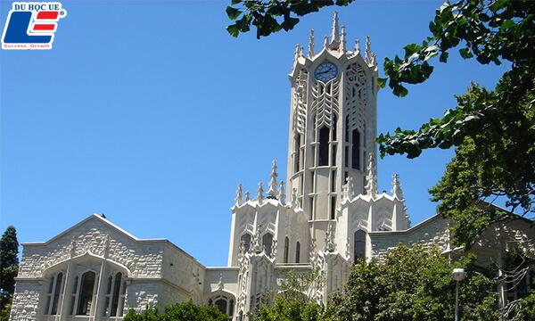 Học bổng 100% trường Đại học Auckland