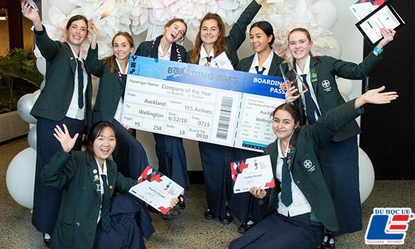 Học bổng du học bậc phổ thông tại trường Newlands College New Zealand