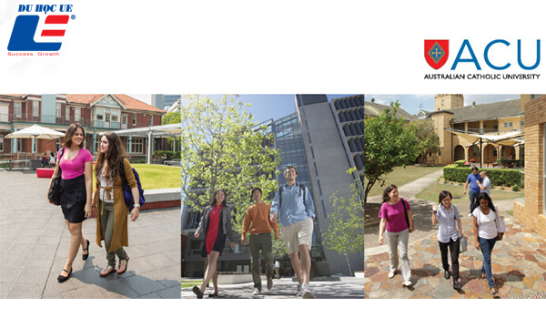 Học bổng Đại học Australian Catholic hình 1