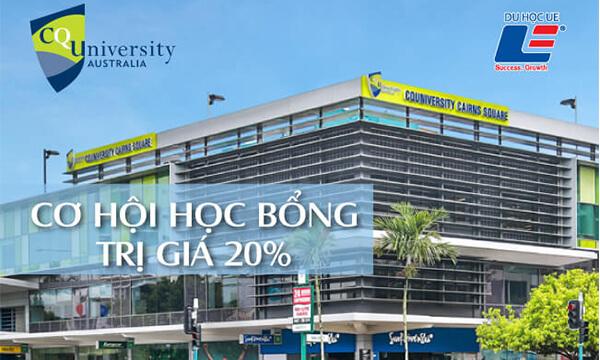 Học bổng Đại họcCentral Queensland năm 2019 hình 2