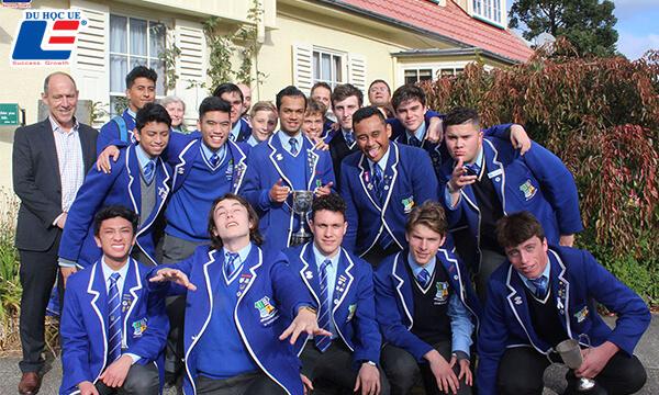 Học bổng du học trường St Patrick's College Wellington