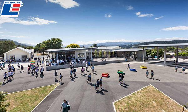 Học bổng du học trường Upper Hutt College