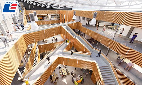 Học bổng tại Đại học Fontys Hà Lan