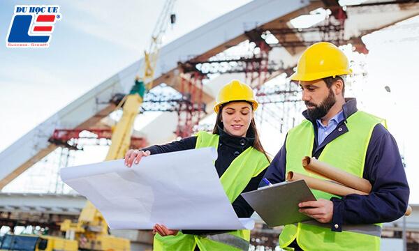du học úc ngành kỹ thuật xây dựng