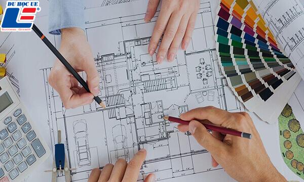 Học ngành Kiến trúc tại Hà Lan
