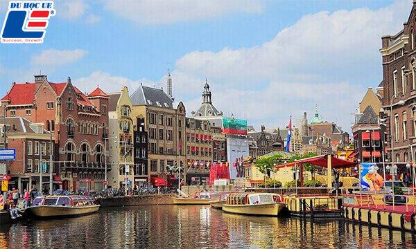 Du Học ngành Kiến trúc tại Hà Lan