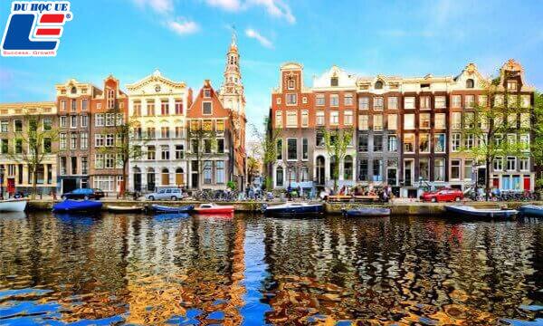 Học Kiến trúc tại Hà Lan