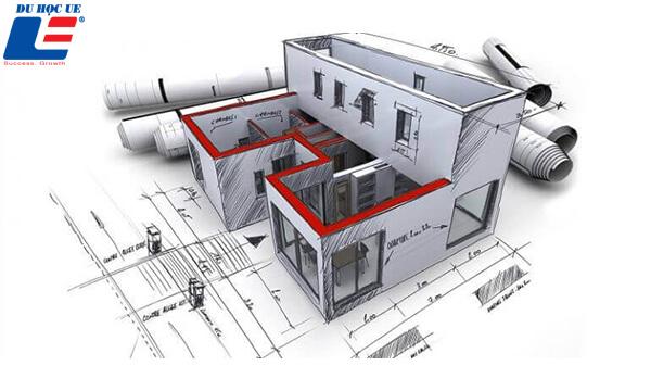 du học hà lan ngành kiến trúc