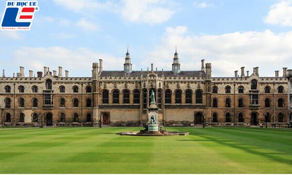 Học Kinh tế - Tài chính tại Anh - Đại học Cambrigde