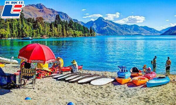 Học ngành Du lịch ở New Zealand