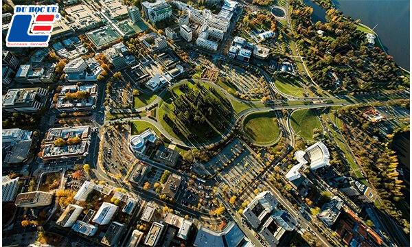 học thiết kế tại đại học Canberra