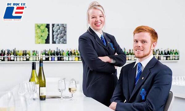 du học quản trị nhà hàng ở New Zealand