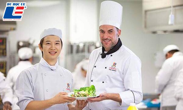học ngành nhà hàng tại New Zealand
