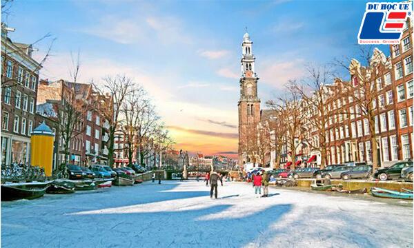 Chi phí sinh hoạt tại Hà Lan