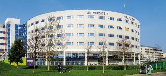 Đại học Maastricht-Top các trường đại học ở Hà Lan