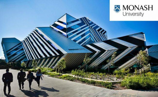 Trường đại học Monash - một trong top 8 trường đai học ở Úc