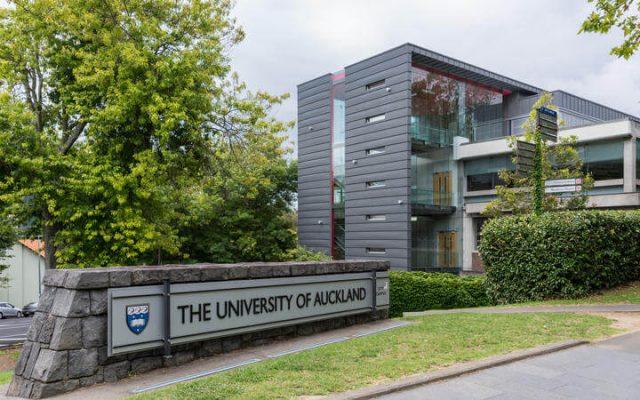 giới thiệu về trường đại học Auckland