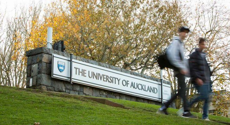 tổng quan về trường đại học Auckland