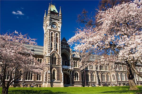 Trường Đại học Otago - Top 6 trường đại học ở New Zealand