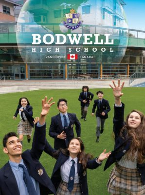 Trường Bodwell High School - top 5 thpt ở Canada