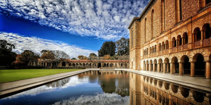 The University ofWestern Australia - trường đại học hàng đầu ở Úc