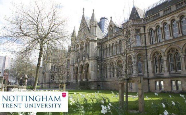 học bổng ngành ngôn ngữ trường đại học nottingham trent