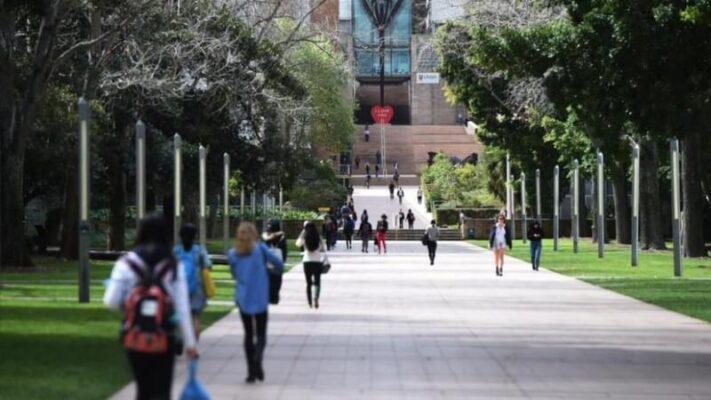 Các trường đại học ở Úc