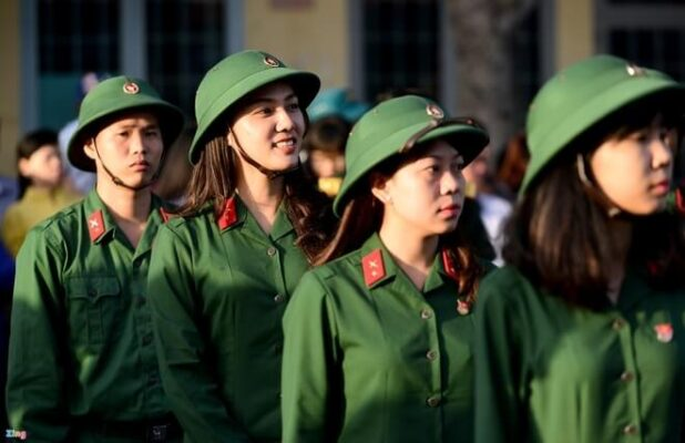 Sinh viên trường quân đội có được du học?