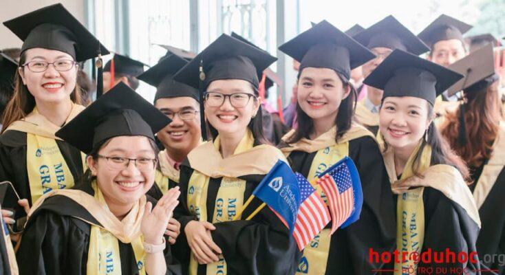 học thạc sĩ MBA tại Mỹ
